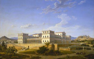 Ένα αθηναϊκό ανάκτορο που έγινε πίνακας στο Ερμιτάζ