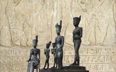 Μεγάλη Νηίθ, δημιουργός του κόσμου – Αθέατο Μουσείο EAM