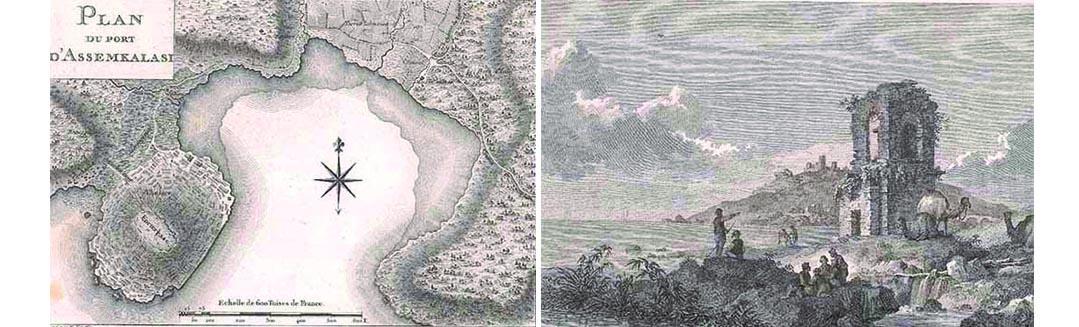 Χάρτες της Μικράς Ασίας, 1625- 1939. Συλλογή Πέτρου Μεχτίδη