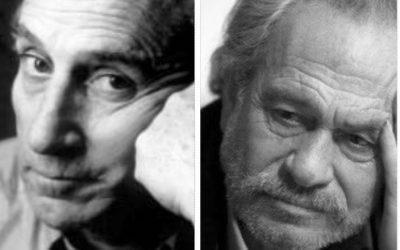 Δημήτρης Μυταράς – Γιάννης Κουνέλλης. Διπλή απώλεια στον κόσμο της τέχνης