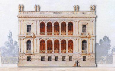 Εξερευνώντας το κτήριο του Ιλίου Μέλαθρου