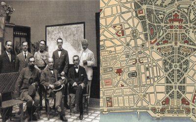 Η πυρκαγιά του 1917 και ο ανασχεδιασμός της Θεσσαλονίκης