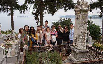 Ελληνικά κοιμητήρια στην Πολιτιστική διαδρομή των Ευρωπαϊκών Κοιμητηρίων