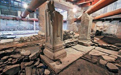 ΜΕΤΡΟ Θεσσαλονίκης: συνεχίζονται οι εργασίες και συγκροτήθηκε Ομάδα Εργασίας  για την ανάδειξη των αρχαιοτήτων του