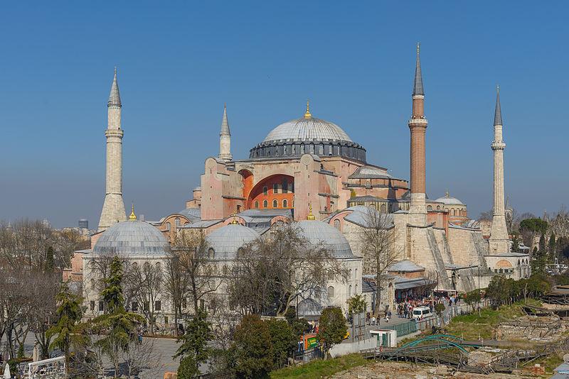 Ανακοίνωση του Συλλόγου Ελλήνων Αρχαιολόγων για την Αγία Σοφία Κωνσταντινούπολης