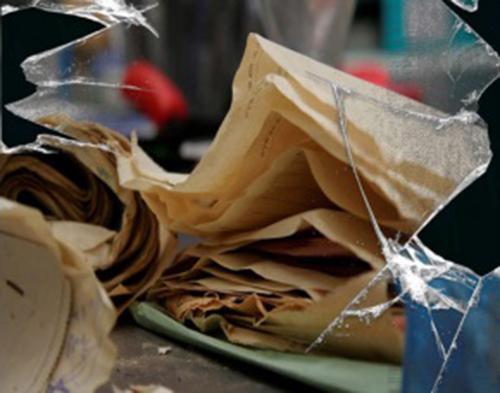 Διαχείριση καταστροφών σε πολιτιστικά ιδρύματα