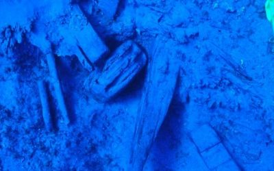 Νέα ευρήματα της υποβρύχιας ανασκαφικής έρευνας της ΕΕΑ στο ναυάγιο Μέντωρ στα Κύθηρα