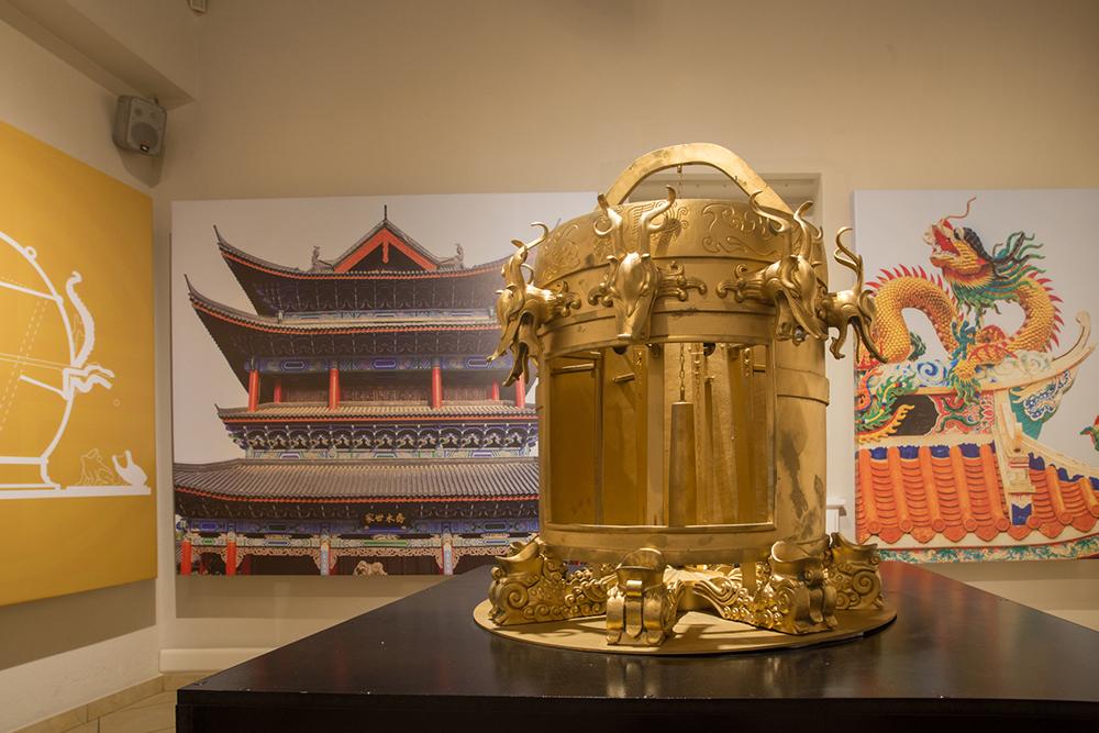 Αρχαία Κινεζική Επιστήμη και Τεχνολογία στο Μουσείο Ηρακλειδών