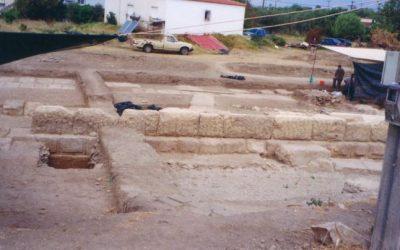Νέα ευρήματα στο Ιερό της Αμαρυσίας Αρτέμιδος στην Αμάρυνθο Ευβοίας