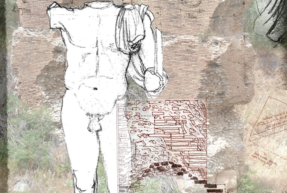 Hadrian's water-display at Argos: Construction, Architecture