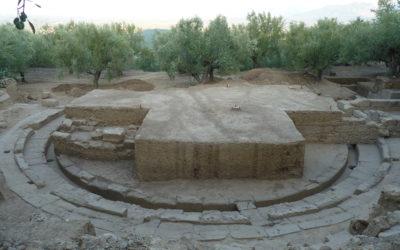 Στο φως το θέατρο της αρχαίας Θουρίας