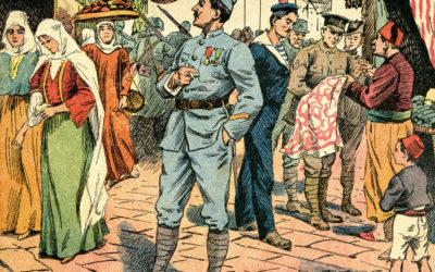 Στη Δίνη του Μεγάλου Πολέμου: Η Θεσσαλονίκη της Στρατιάς της Ανατολής (ΜΒΠ)