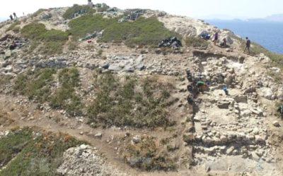 Κέρος: Νέα αρχαιολογικά ευρήματα