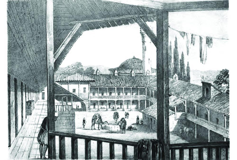 Charles Fellows. Περιηγήσεις στη Λυκία το 1840