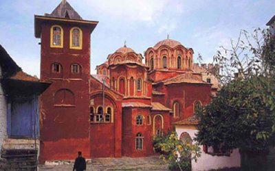Βυζαντινή Ναοδομία στο Άγιο όρος