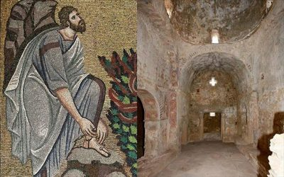 Αγία Κυριακή Νάξου και Ι. Μονή Αγίας Αικατερίνης Σινά – Βραβεία Πολιτιστικής Κληρονομιάς 2018