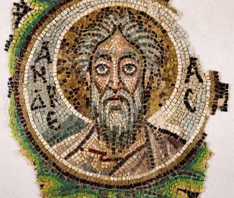 Επαναπατρισμός σπαράγματος ψηφιδωτού του Αποστόλου Ανδρέου από τον Ι.Ν. Παναγίας Κανακαριάς Κύπρου