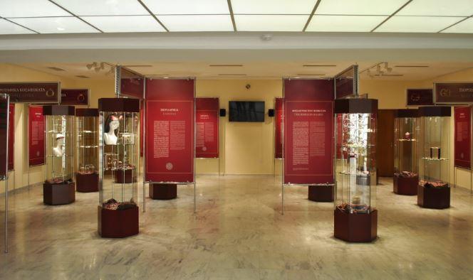 Μεσαιωνικοί Θησαυροί – Περιοδική Έκθεση