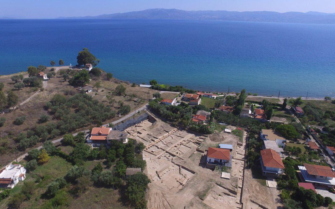 Ιερό Αμαρυσίας Αρτέμιδος στην Ευβοία – Νέα σημαντικά ευρήματα