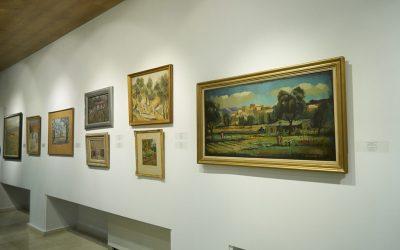Τέχνη και Εποχή. Η συλλογή της Πινακοθήκης δήμου Αθηναίων μέσα από τα μάτια του Σπύρου Παπαλουκά
