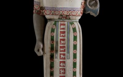 Aρχαϊκά Χρώματα στο Μουσείο Ακρόπολης