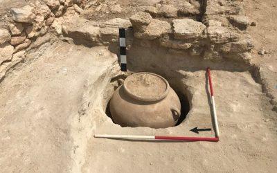 Εργαστήριο μετάλλου και λατομείο ασβεστόλιθου σε προϊστορικό οικισμό της Κύπρου