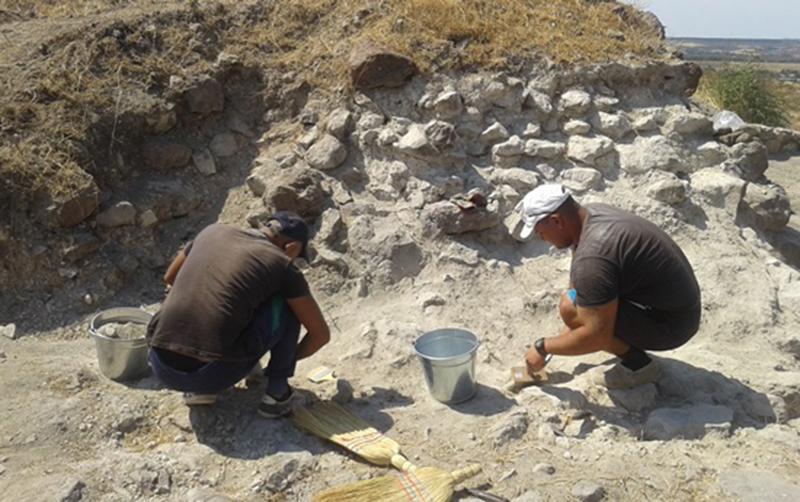 Σημαντικά ευρήματα στο βυζαντινό οχυρό Ρουσόκαστρο Βουλγαρίας