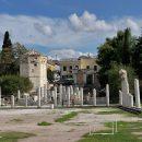 Η πόλη της Αθήνας την εποχή του Αδριανού