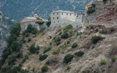 Τα μοναστήρια των Αγράφων