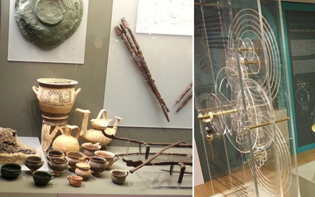 Δύο Ελληνικές υποψηφιότητες για το «Ευρωπαϊκό Μουσείο της χρονιάς 2019»