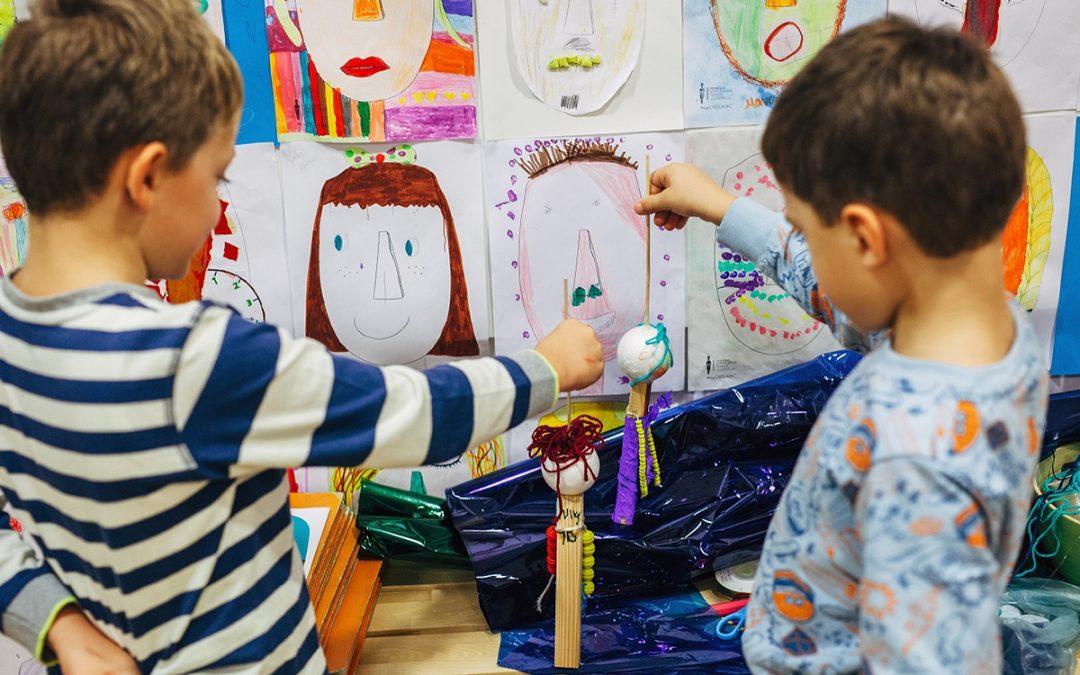 Τα Σαββατοκύριακα…μικροί μεγάλοι στο Μουσείο – Εκπαιδευτικά προγράμματα στο Μουσείο Κυκλαδικής Τέχνης
