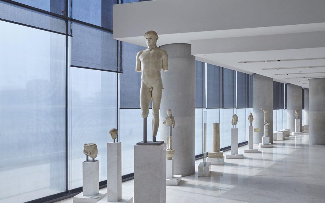 25η Μαρτίου στο Μουσείο Ακρόπολης με περιπάτους στους εκθεσιακούς χώρους