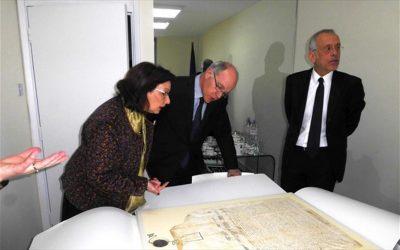 Επιστροφή τριών κειμηλίων από τη Βρετανική Βιβλιοθήκη