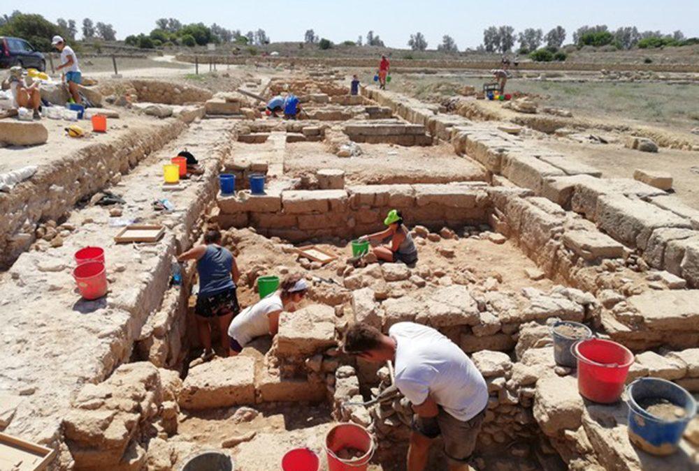 Ανασκαφές στην αγορά της Νέας Πάφου