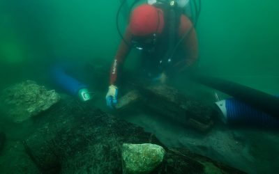 Αρχαίο ναυάγιο στον Νείλο επαληθεύει τον Ηρόδοτο μετά από 2.469 χρόνια