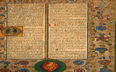 Ένα βιβλίο, έξι αιώνες ιστορίας – Αρχέτυπα από τη Συλλογή του Ιδρύματος Αικατερίνης Λασκαρίδη