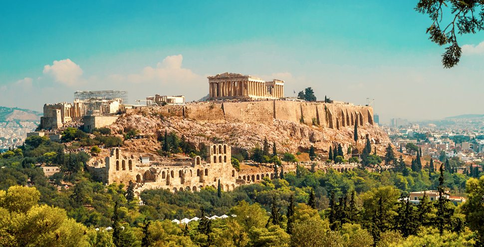 Μια αθηναϊκή συνοικία  της ύστερης αρχαιότητας