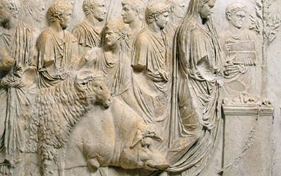 Νεκρικές τελετές στην αρχαιότητα