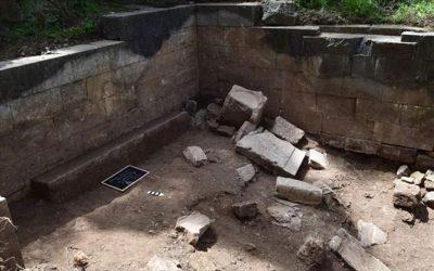 Το ιερό της Νεμέσεως έφερε στο φως η αρχαιολογική σκαπάνη στη Μυτιλήνη