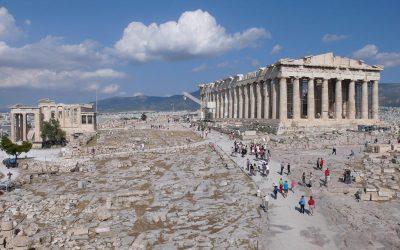 Εγκρίθηκε η μελέτη αποκατάστασης του βόρειου τοίχου του σηκού του Παρθενώνα