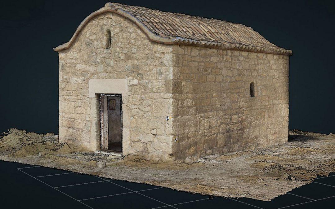 Ψηφιακή καταγραφή των εκκλησιών στα κατεχόμενα της Κύπρου