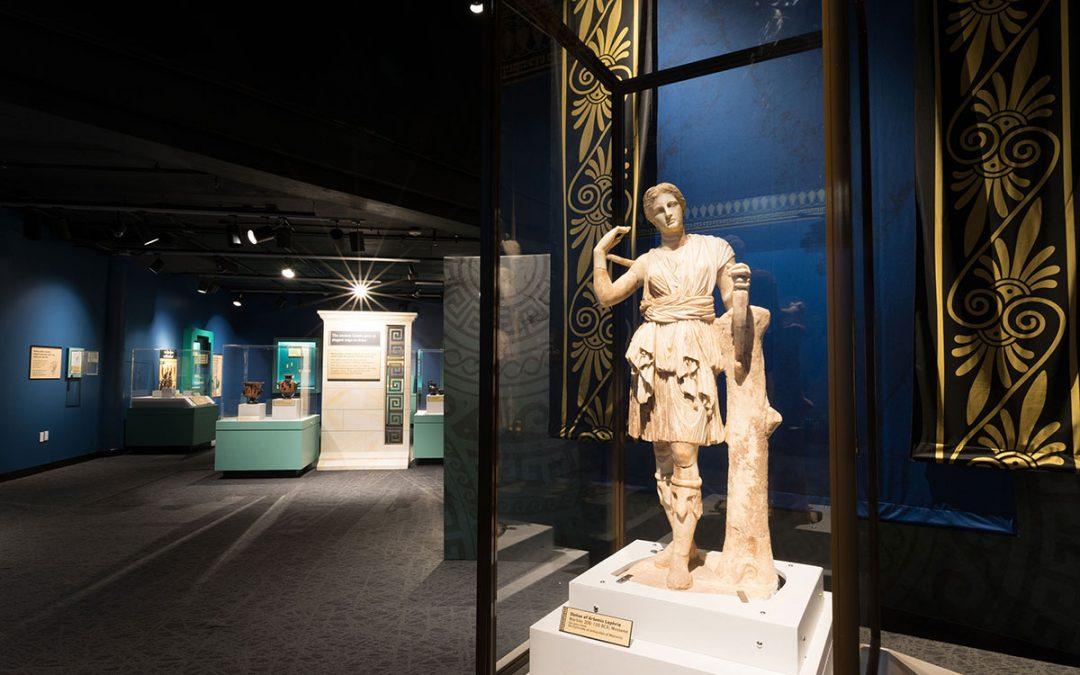Θησαυροί της Αρχαίας Ελλάδας: Ζωή, Μύθος και Ήρωες – Ινδιανάπολις, ΗΠΑ