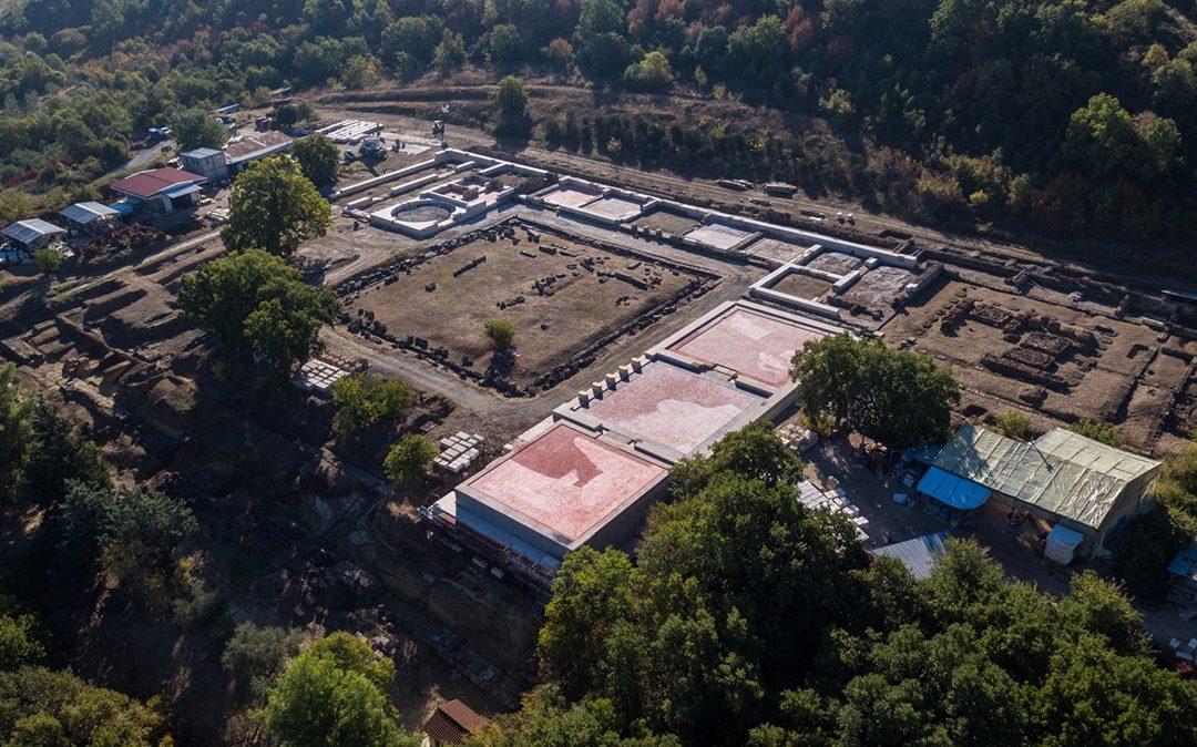 Έργα προστασίας και ανάδειξης της πολιτιστικής κληρονομιάς στην Περιφέρεια Κεντρικής Μακεδονίας