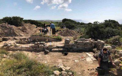 Ολοκλήρωση του ανασκαφικού προγράμματος στο Ακρωτήρι Κύπρου