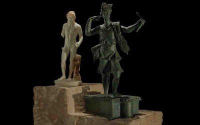 Άρτεμις και Απόλλων: Οι θεοί της Απτέρας στο Αρχαιολογικό Μουσείο Χανίων