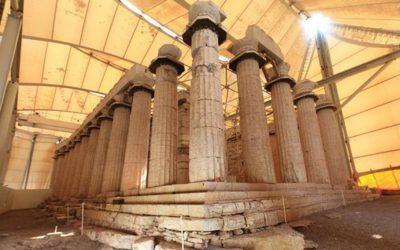 Έργα προστασίας και ανάδειξης της πολιτιστικής κληρονομιάς στην Περιφέρεια Δυτικής Ελλάδας