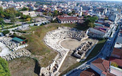 Έργα προστασίας και ανάδειξης της πολιτιστικής κληρονομιάς στην Περιφέρεια Θεσσαλίας