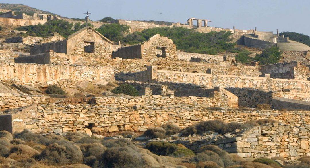 Κήρυξη της Μακρονήσου ως αρχαιολογικού χώρου