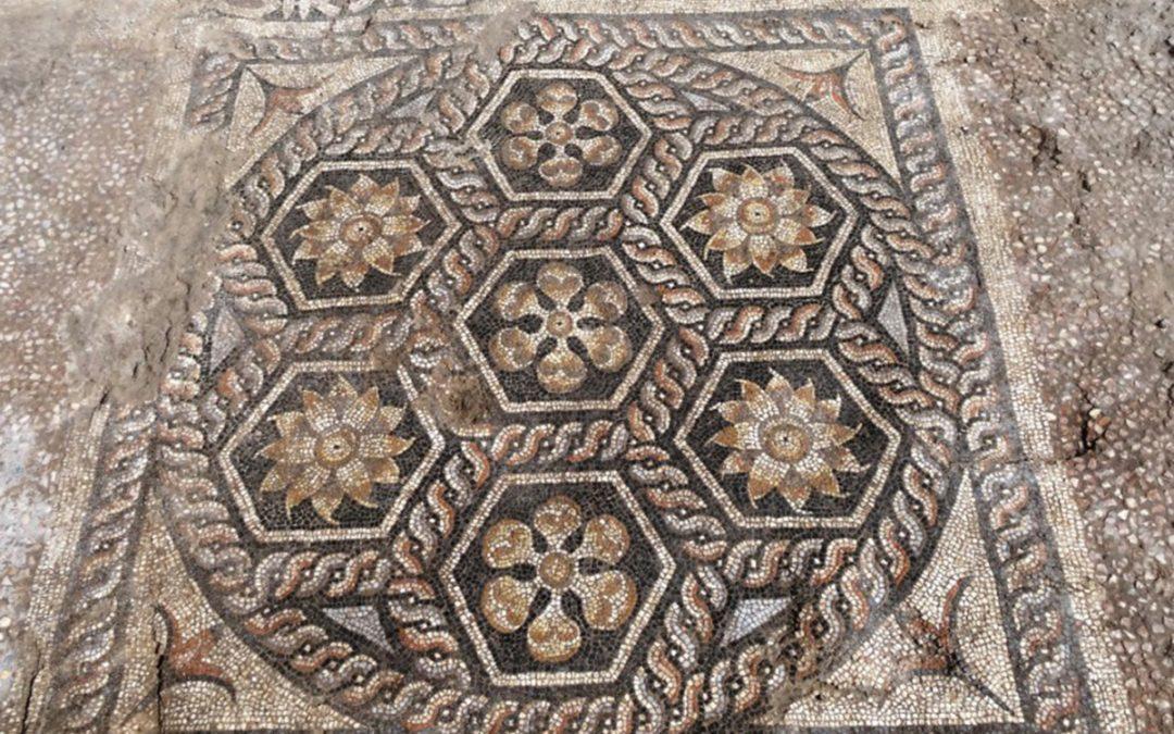 Σημαντικό ψηφιδωτό μωσαϊκό του 4ου έως 7ου αι. μ.Χ. ανακαλύφθηκε στην Αλεξάνδρεια