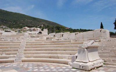 Διεθνής Μουσική Συνάντηση στην Αρχαία Μεσσήνη